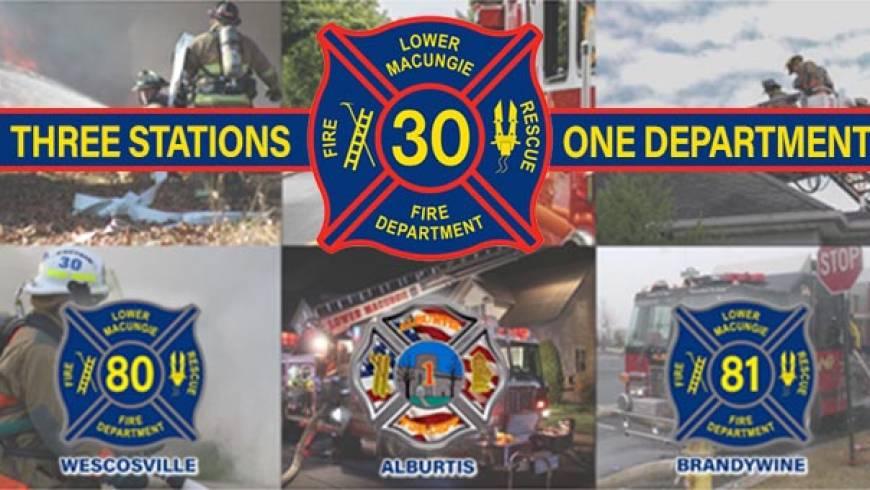 Alburtis & Lower Macungie Fire Department Merger Announcement