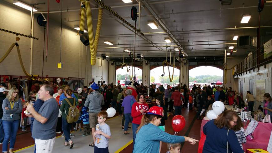 Lower Macungie Fire Department Open House 2017