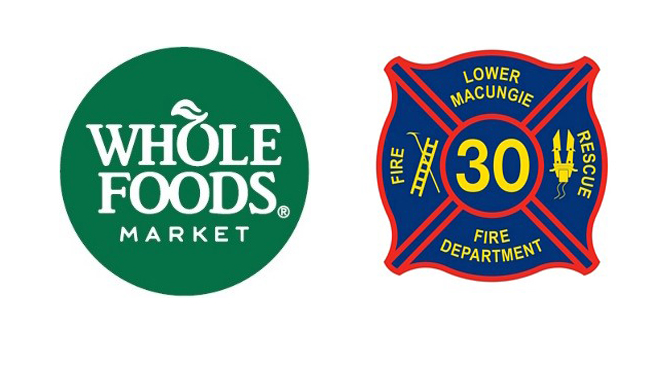 Whole Foods Market to donate 5% of June 22 sales to Lower Macungie Firefighters